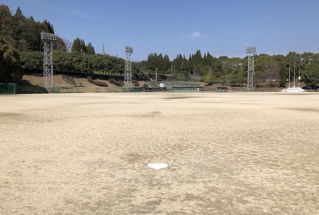 美里町総合運動公園グラウンド