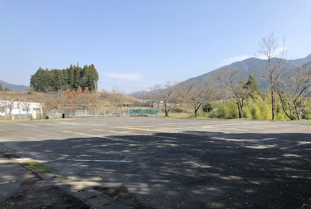 美里町総合運動公園駐車場