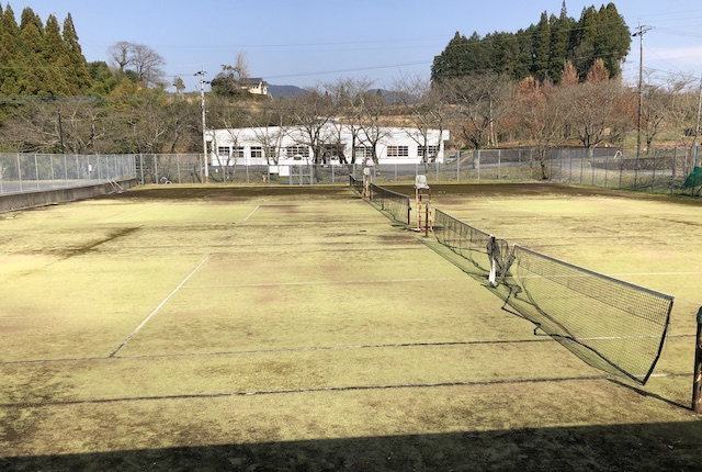 美里町総合運動公園テニスコート