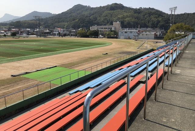 松島総合運動公園サッカー場