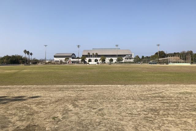 大矢野総合スポーツ公園多目的グラウンド