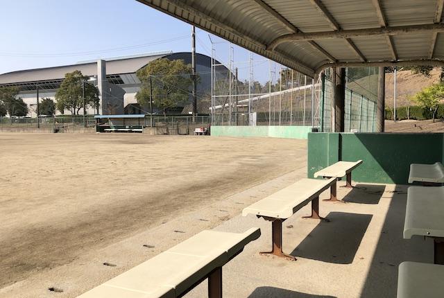 大矢野総合スポーツ公園野球場