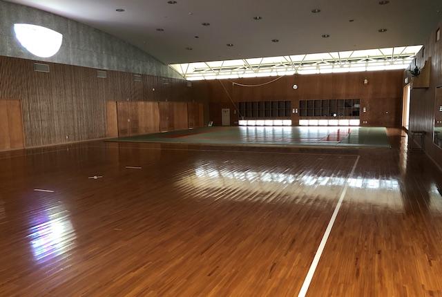 大矢野総合体育館武道場