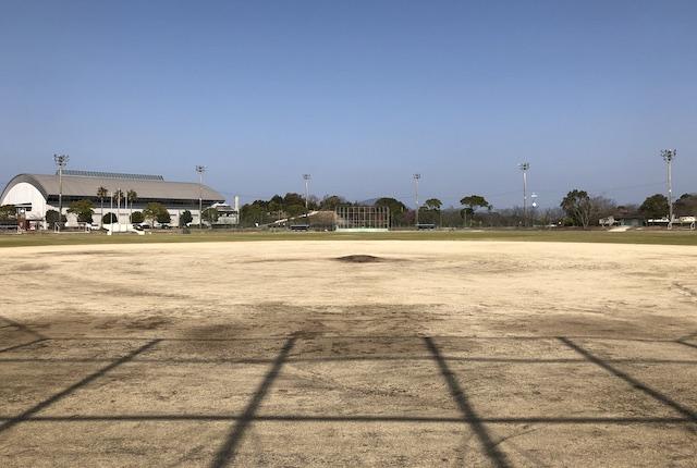 大矢野総合スポーツ公園グラウンド