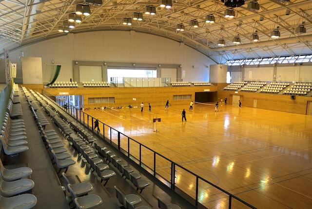 大矢野総合体育館