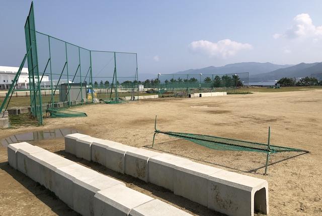 大矢崎緑地公園野球場