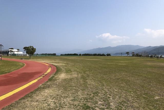 大矢崎緑地公園運動広場