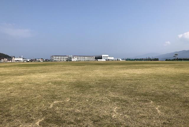 大矢崎緑地公園多目的広場