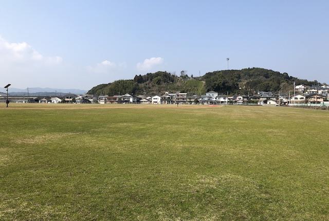 本渡港大矢崎緑地