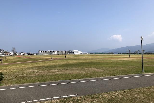 本渡港大矢崎緑地公園
