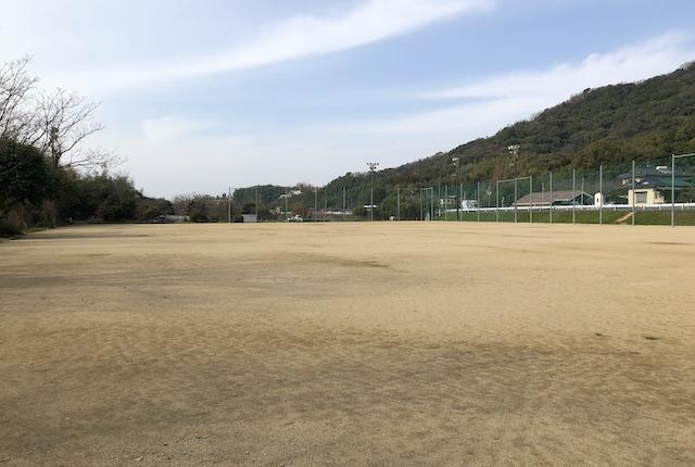 緑川グラウンドサッカー場