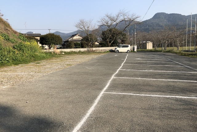 網田地区農村運動広場駐車場