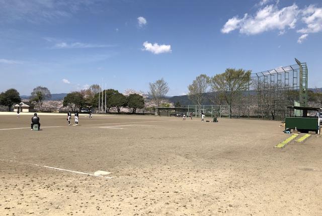 あさぎり町免田総合体育センター野球場