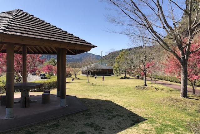 球磨村総合運動公園子ども広場