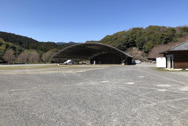 球磨村総合運動公園多目的交流施設