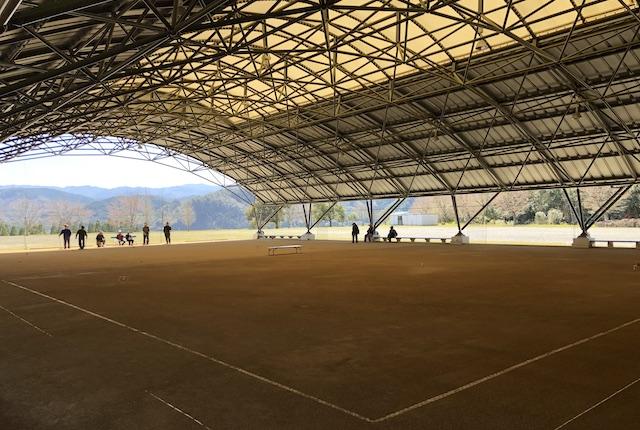 球磨村総合運動公園さくらドーム