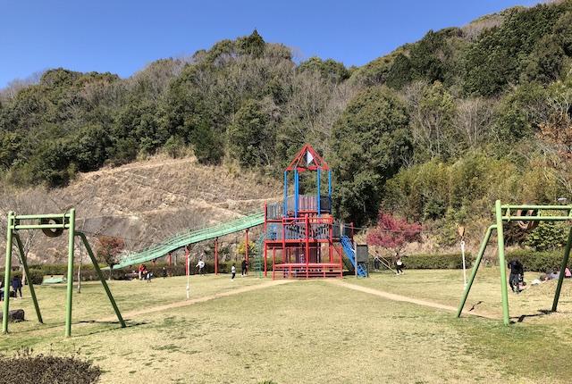球磨村総合運動公園遊具
