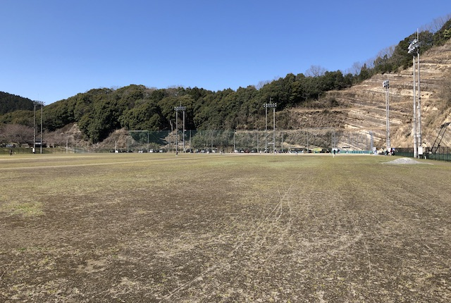 球磨村総合運動公園グラウンド