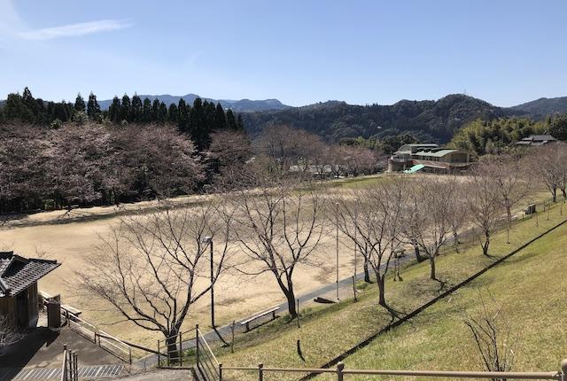 球磨村総合運動公園多目的広場