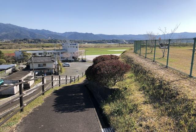 蔵城公園遊歩道