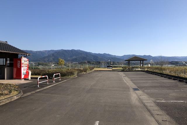 蔵城公園駐車場