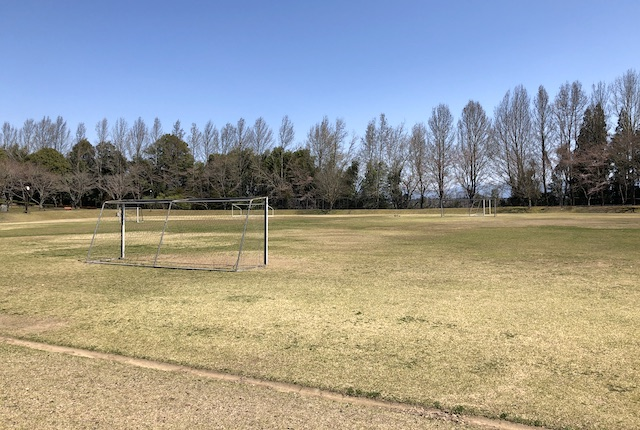 村山公園サッカー場
