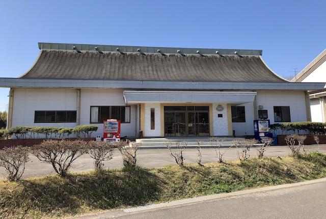 錦町民グラウンド武道館