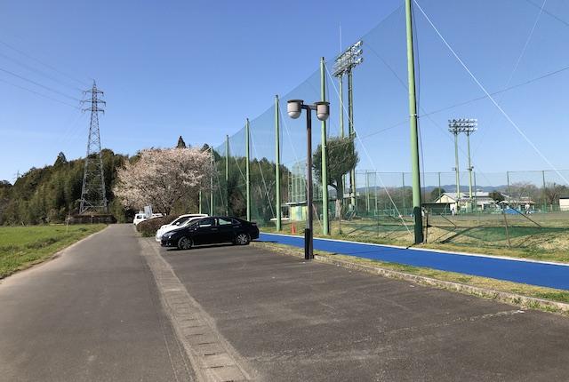 錦町国体記念球場駐車場