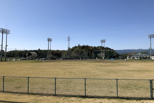 錦町国体記念運動公園球場