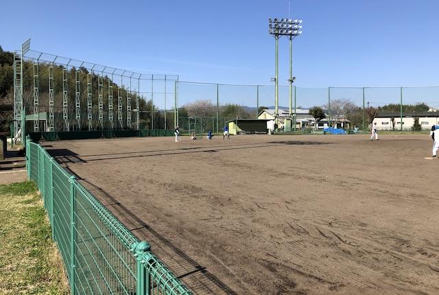 錦町国体記念運動公園競技場