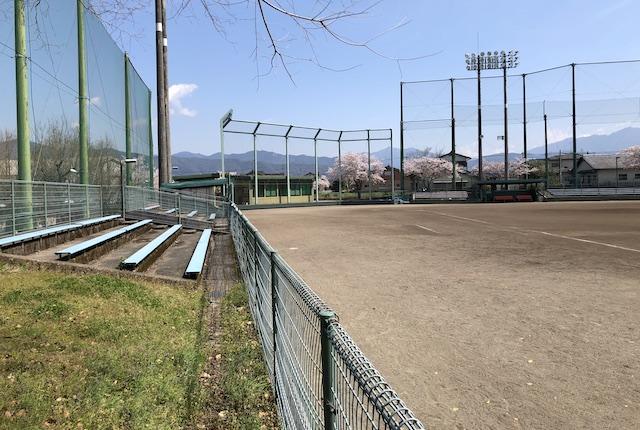 多良木町野球場