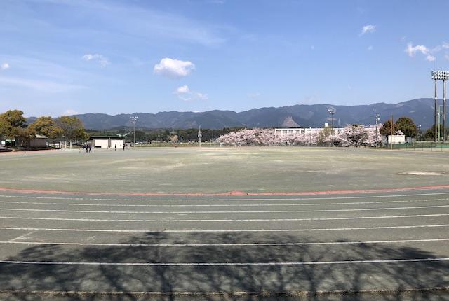 多良木町多目的総合グラウンド陸上競技場