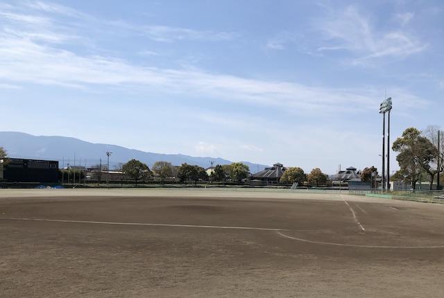 多良木町運動公園野球場