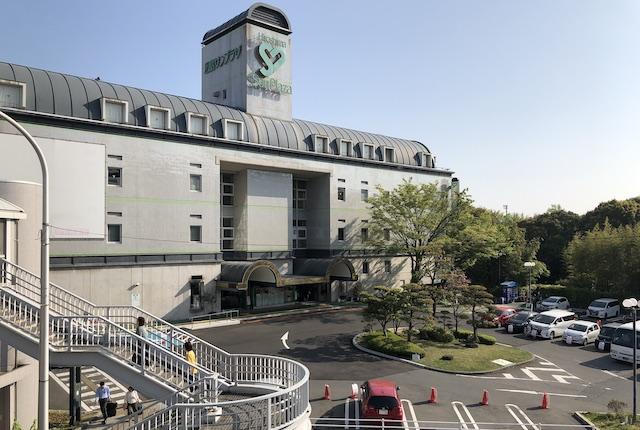 広島サンプラザホールのアクセス