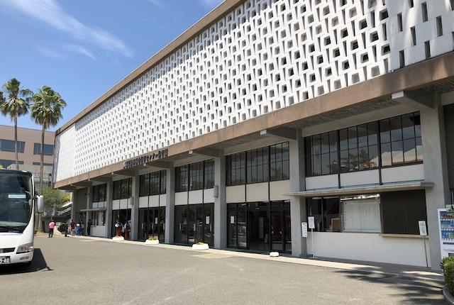 鹿児島県総合体育センター体育館