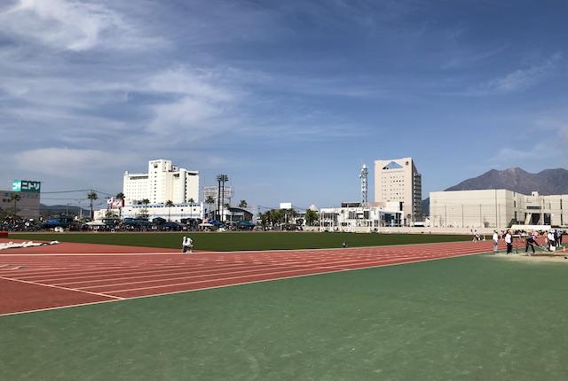 鴨池補助競技場