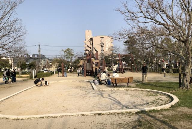 松江市北公園くにびき広場