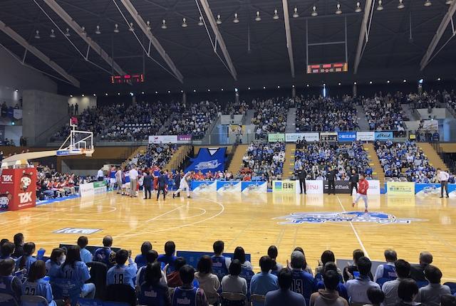 松江市総合体育館スターター紹介