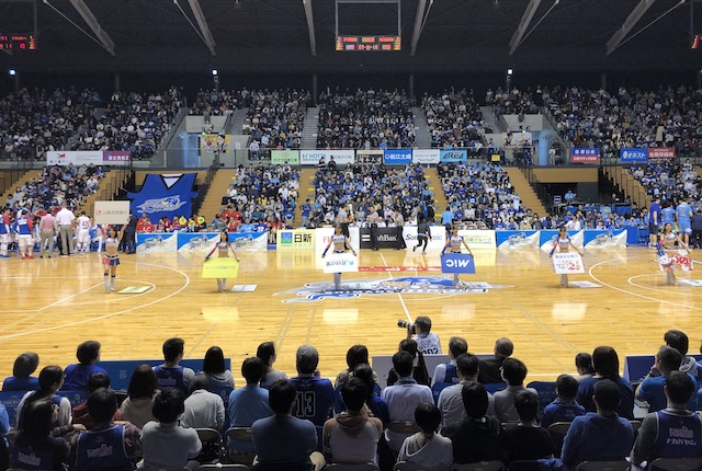 松江市総合体育館スポンサー紹介