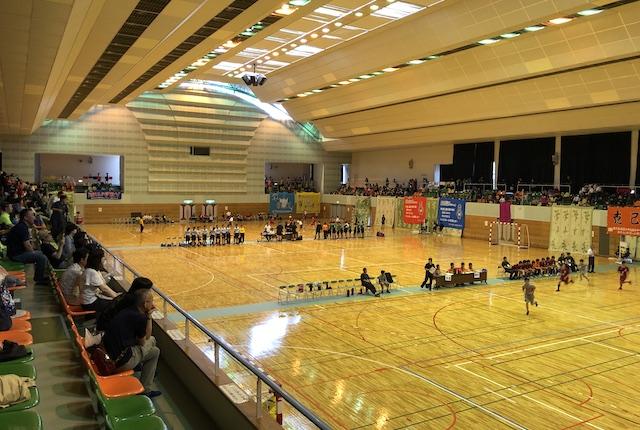 吉田文化体育センターアリーナ