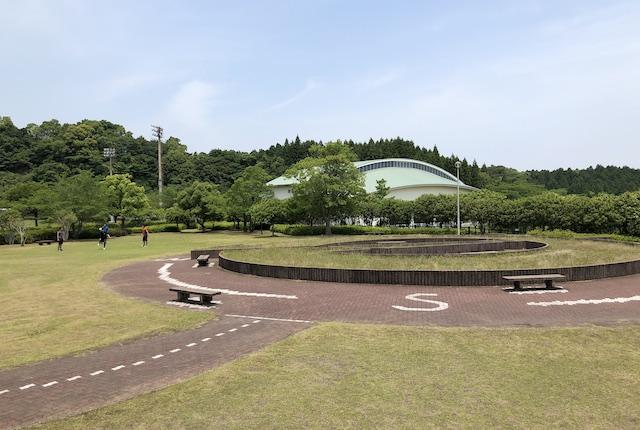 吉田文化体育センター公園