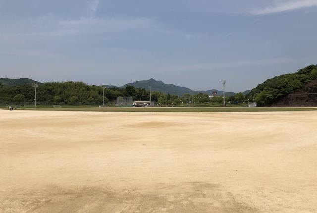 いちき串木野市総合運動公園多目的グラウンド