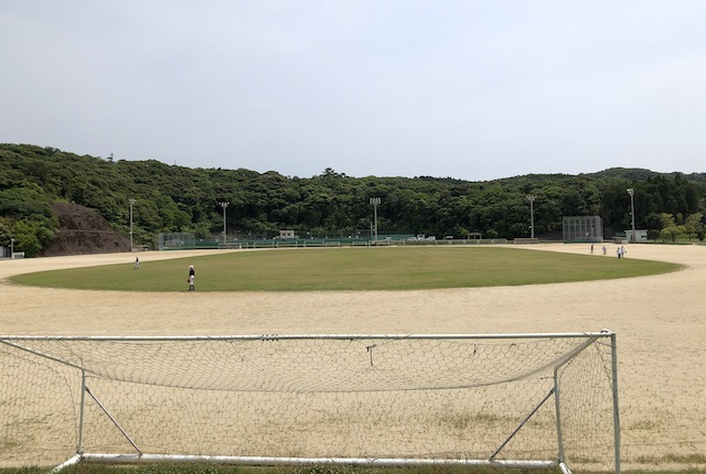 いちき串木野市総合運動公園トラック