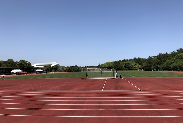 宮崎県総合運動公園第3競技場