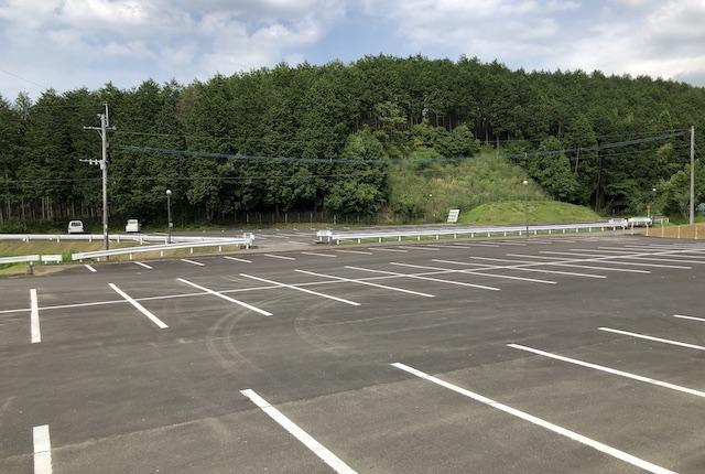 森園カントリーパーク駐車場