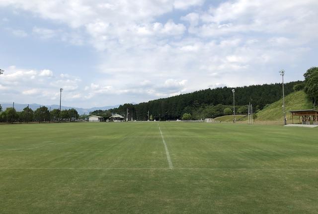 岡原総合運動公園サッカー場