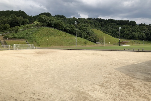 岡原総合運動公園ゲートボールコート