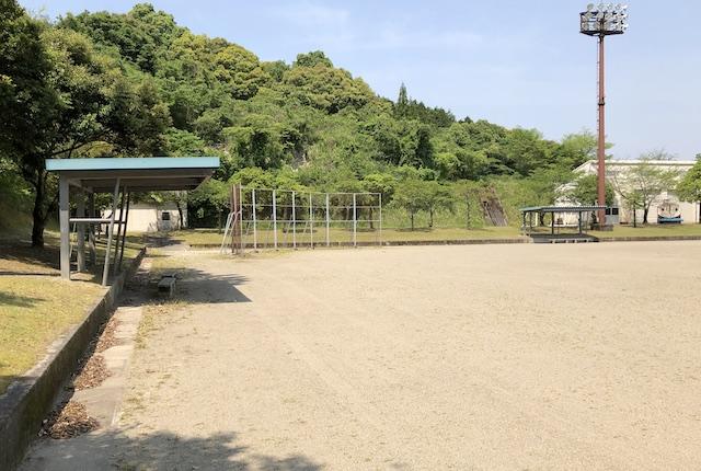 みやまの森運動公園野球場