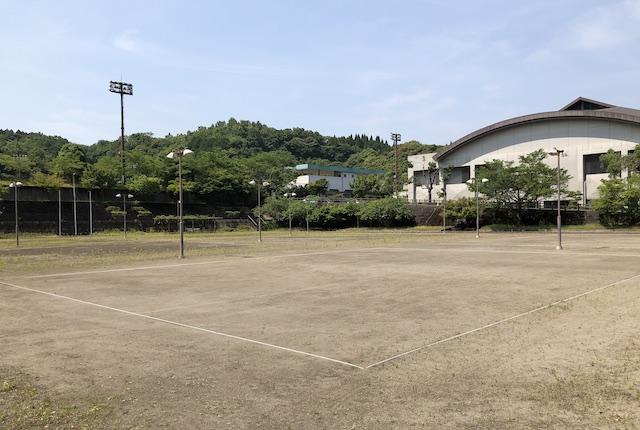 みやまの森運動公園ゲートボール場