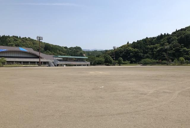 みやまの森運動公園多目的グラウンド